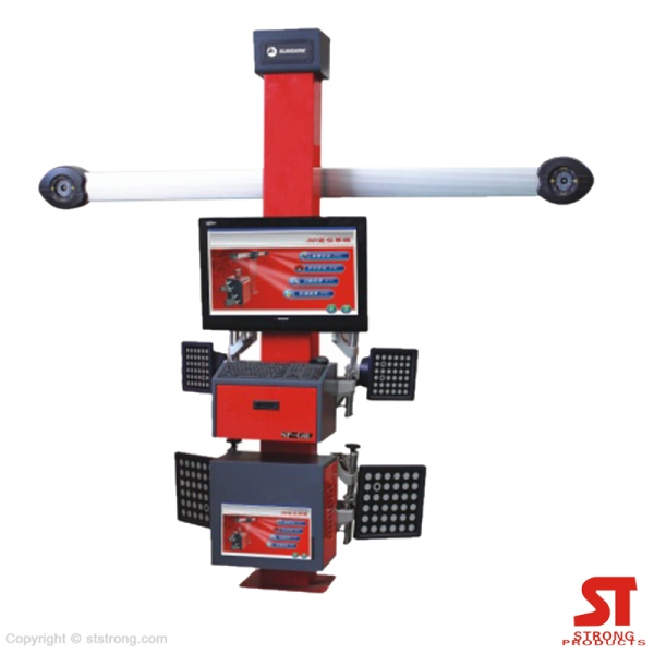 เครื่องตั้งศูนย์ 3D ST-G6L